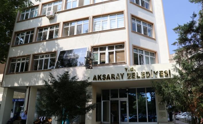 Aksaray Belediyesi yeni hizmet binasına kavuşacak