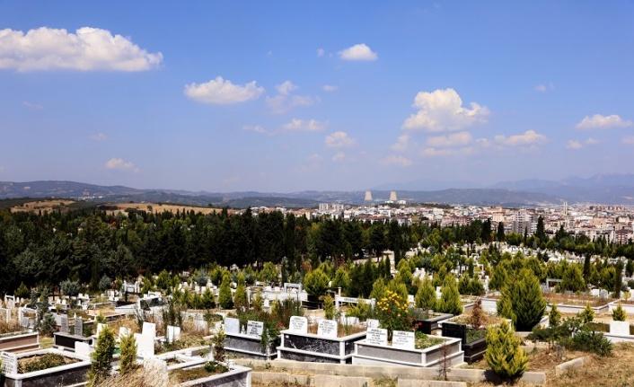 Bursa Hamitler Mezarlığı sıralı definlere kapanıyor
