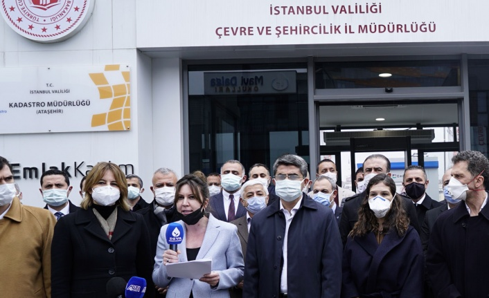 DEVA Partisi'nden Kanal İstanbul'a dilekçeli itiraz!