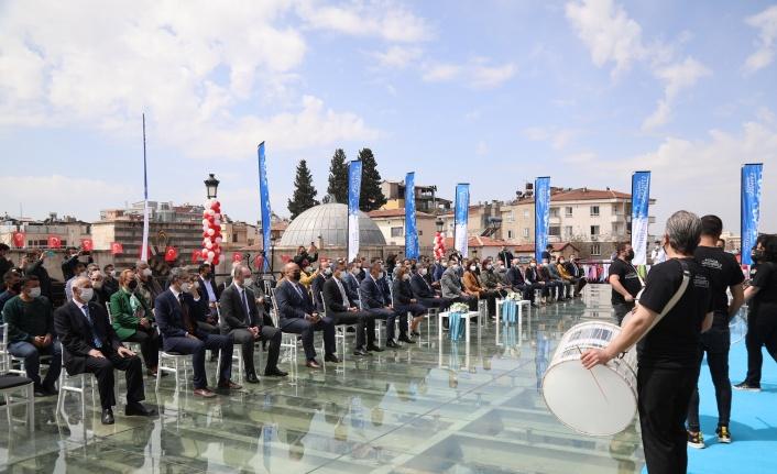 Gaziantep Turizm Haftası'nı kutluyor