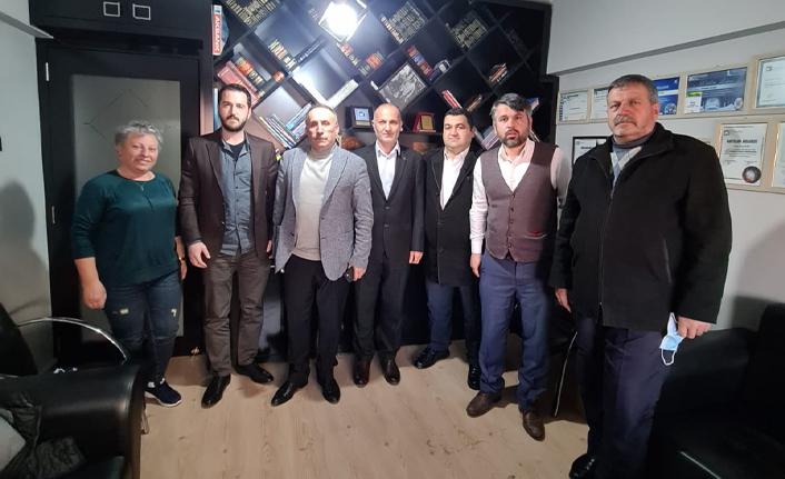 Gemlik Acara Gürcüleri kongre yaptı