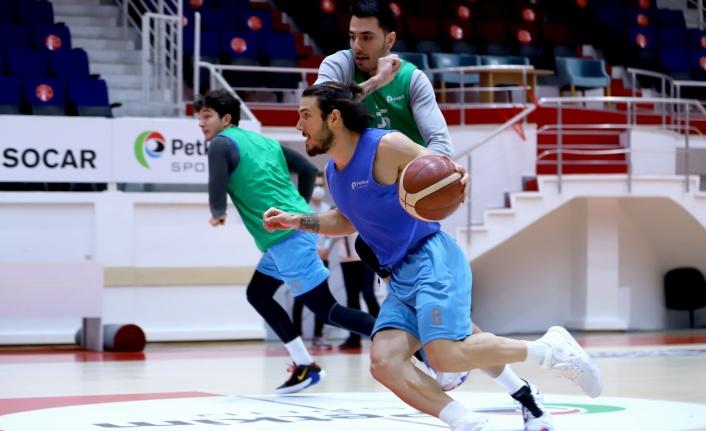 İzmir ekibi Aliağa Petkimspor bugün İstanbul deplasmanında