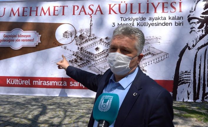 Lüleburgaz'da 450 yıllık Sıbyan Mektebi için imza kampanyası
