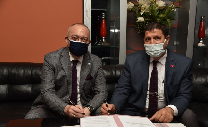Manisa Büyükşehir ve Demirci arasında tahsis protokolü