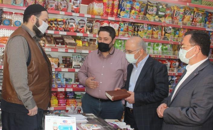 MÜSİAD Bursa'dan 'tarihi' destek