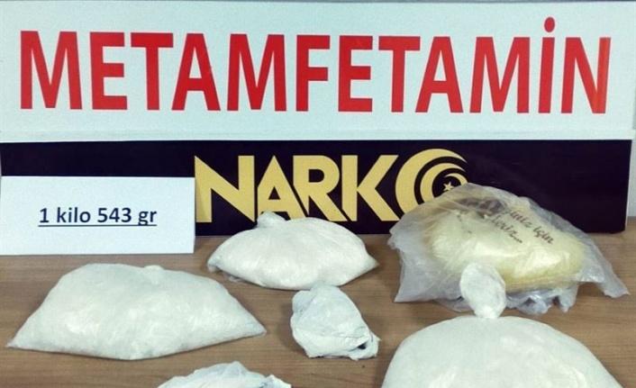 Nevşehir'de narko-sokak operasyonu: 15 gözaltı, 2 tutuklama