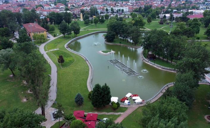Sakarya'da merhum Aziz Duran'ın adı Donatım Park'ta yaşayacak