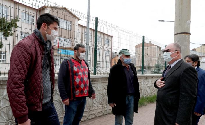 Sivas'ta belediye makamı mahallelere taşınıyor
