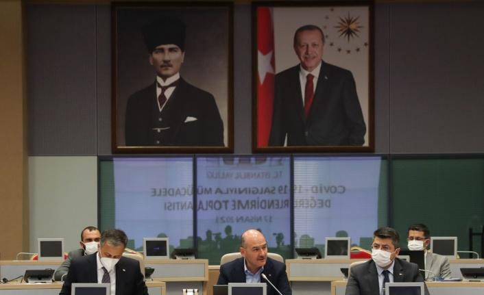 Süleyman Soylu'dan 'seferberlik' mesaj