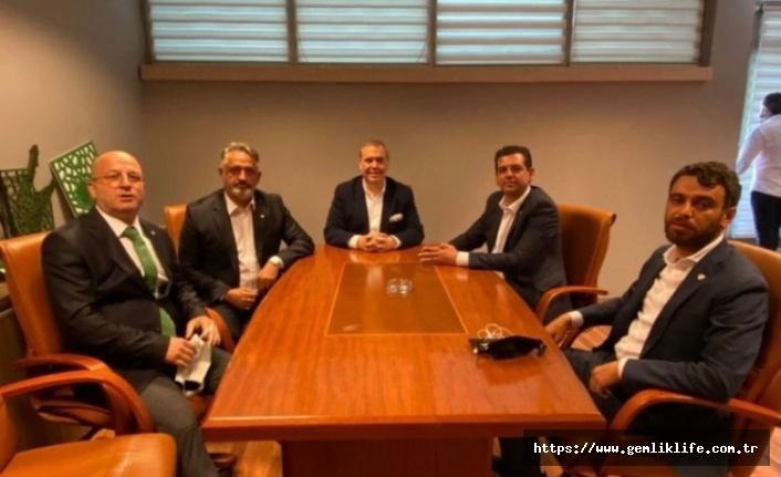 Bursaspor kongresinde 3 aday yarışacak