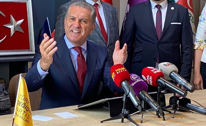 Mustafa Sarıgül Bursa'dan seslendi