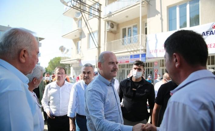 Süleyman Soylu Aydın'da