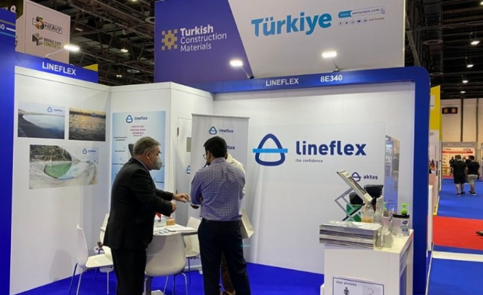 Aktaş Holding, Dubai'de yeni nesil ürünleri sergiledi