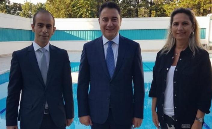 Ali Babacan'dan internet yasası açıklaması(ÖZEL HABER)