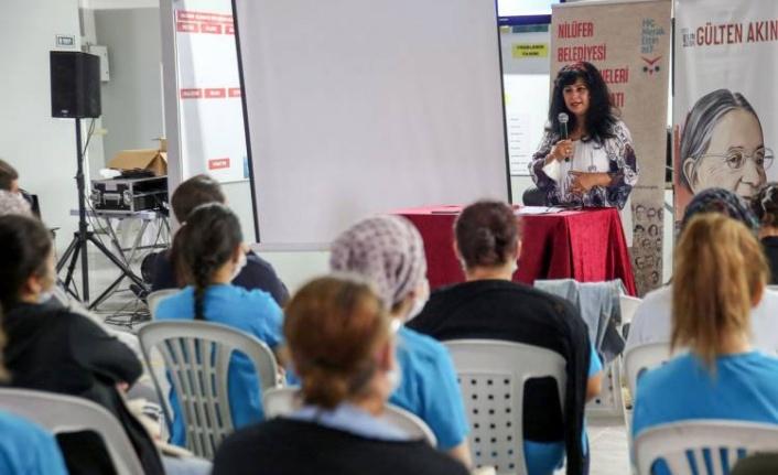 Gülten Akın'ın yaşam mücadelesi kadınlara örnek oluyor