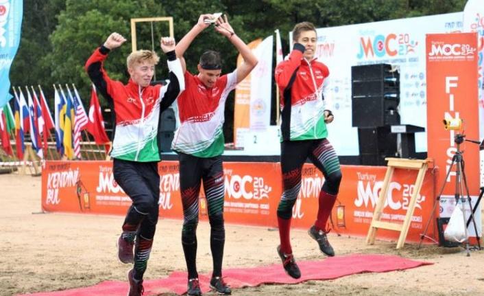 JWOC 2021 Gençler Dünya Oryantiring Şampiyonası sona erdi