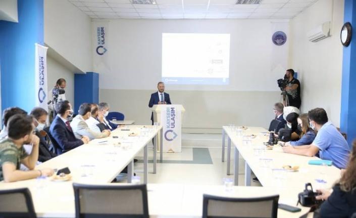 Kayseri Ulaşım'dan 'belediye' açıklaması