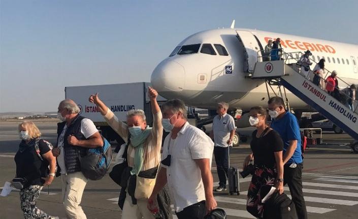 KKTC'de hedef 35 bin turist