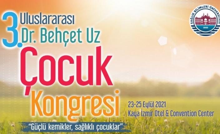 Uzmanlar İzmir'de çocuk sağlığını konuşacak