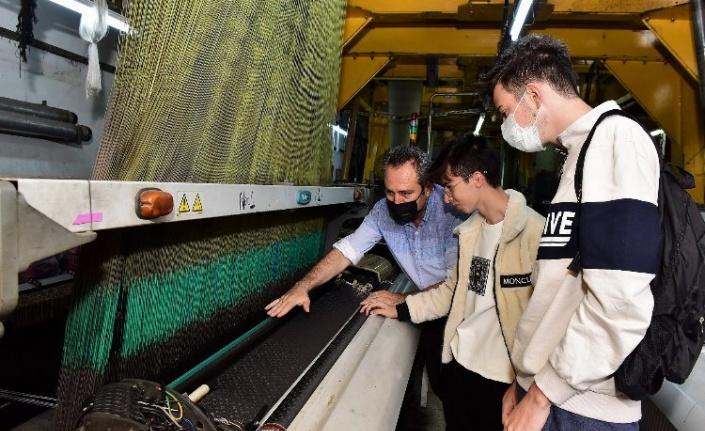 Yıldırım Belediyesi, tekstil sektörüne eleman yetiştiriyor
