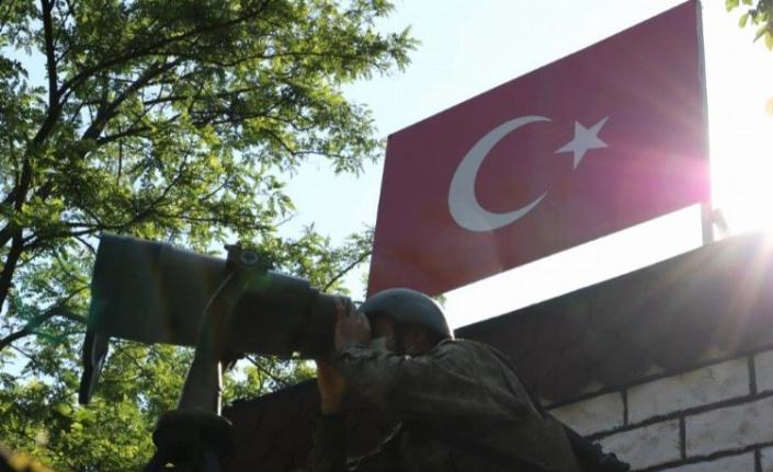 Yunanistan'a geçmeye çalışan 5 terörist yakaladı!