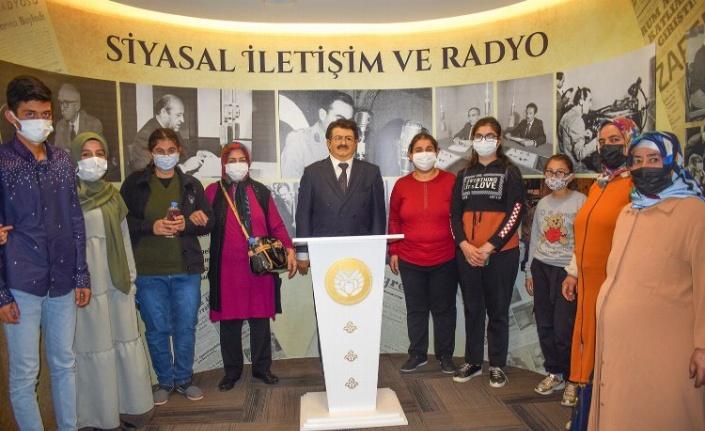 Malatya'da engelli vatandaşlar için gezi