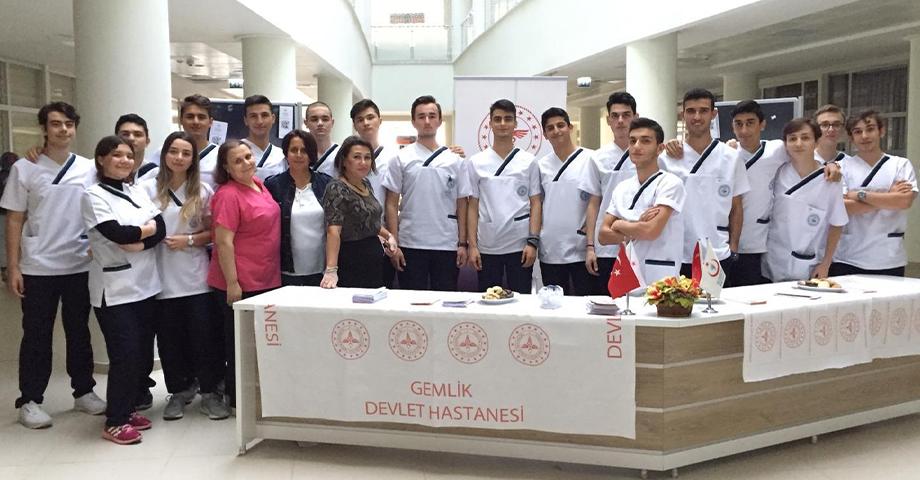 Gemlik Devlet Hastanesi'nde Hasta Hakları Günü Kutlandı