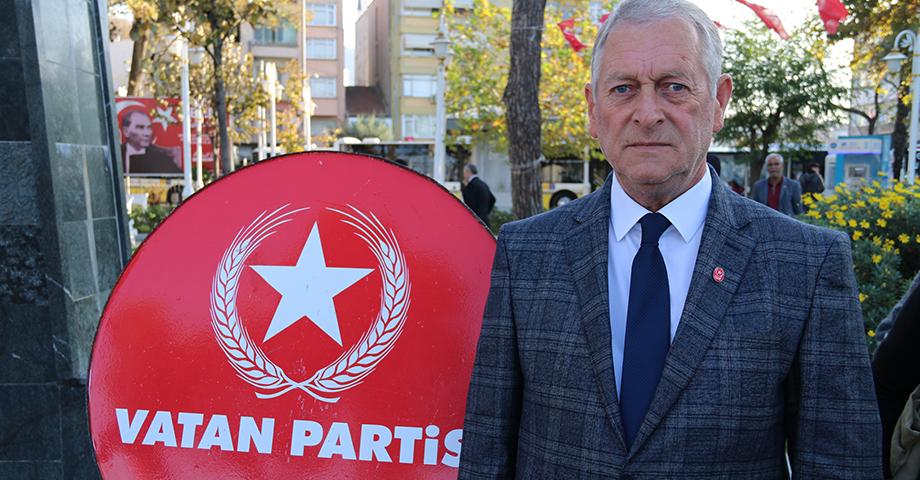 Vatan Partisi'nin Yeni İlçe Başkanı Adayı Birol Türker