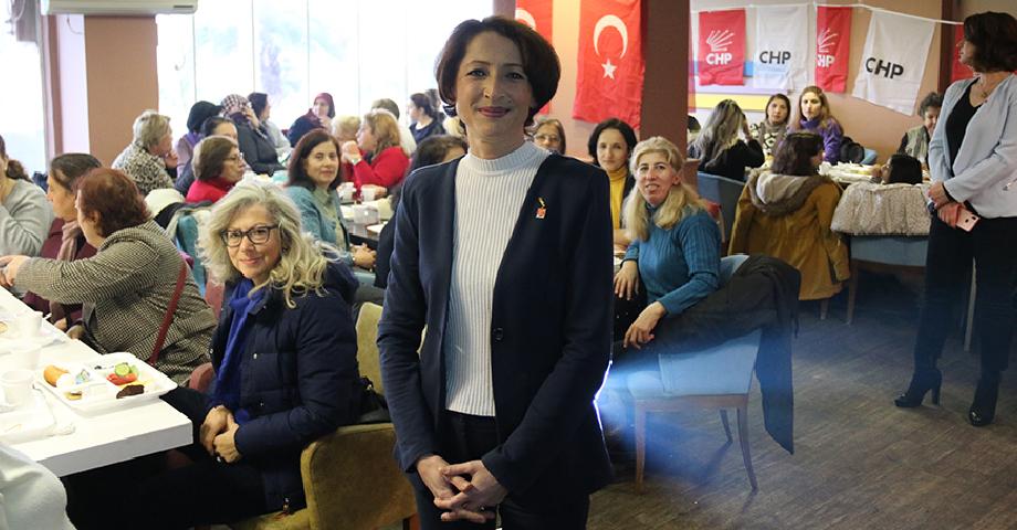 Esin Tuncel'de Adaylığını Açıkladı