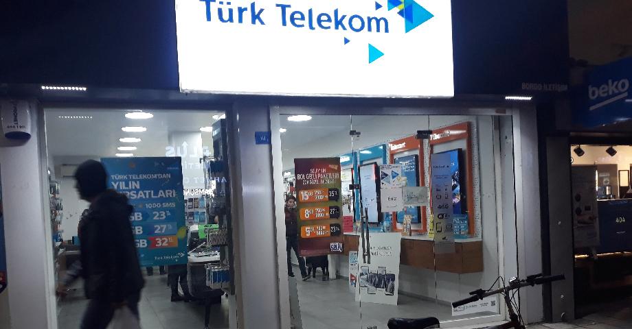 Türk Telokom bayisi bezdirdi