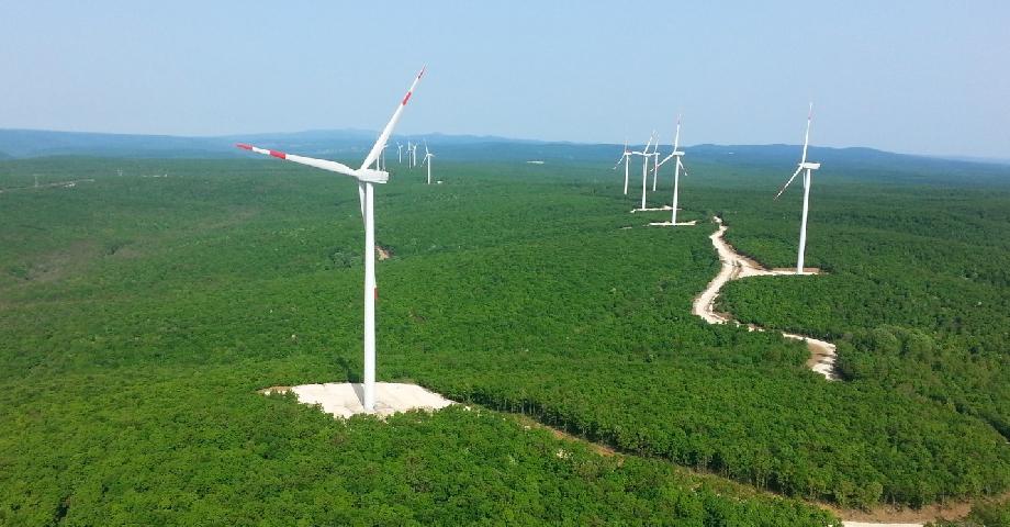 Borusan EnBW Enerji'den Kıyıköy RES için 74 milyon dolarlık finansman anlaşması