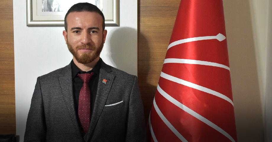 CHP'nin Yeni Gençlik Kolları Başkanı Ümit Balta