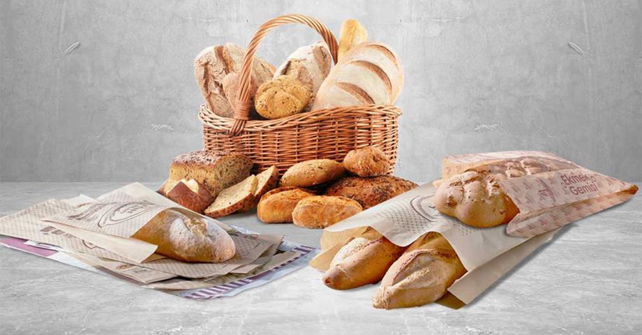 Gemlik'te Ekmek Kese Kağıdına Giriyor