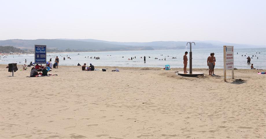 Gemlik Plajları İle Gemlik Belediyesi İlgilenecek