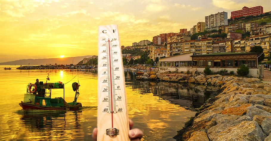 Yaz Sıcakları Daha Bitmiyor
