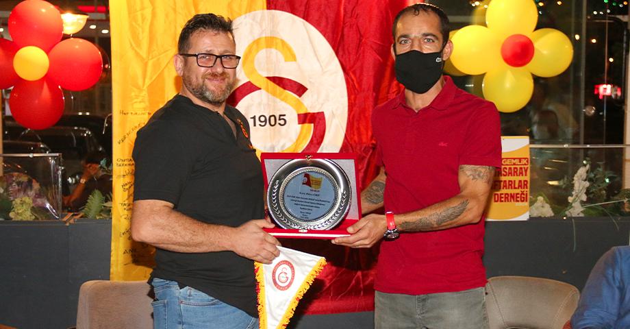 Gemlik Galatasaray'da Yeni Başkan Hasan Yavuz