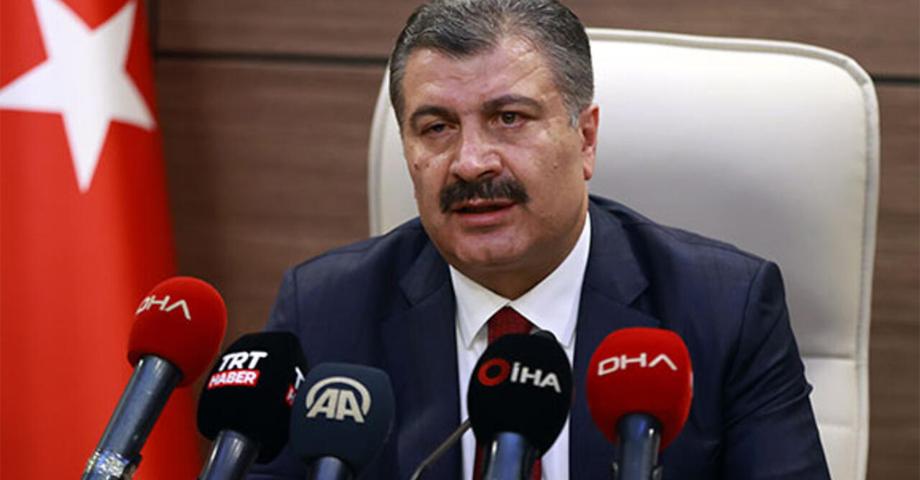Sağlık Bakanı Fahrettin Koca Bursa'ya geliyor!