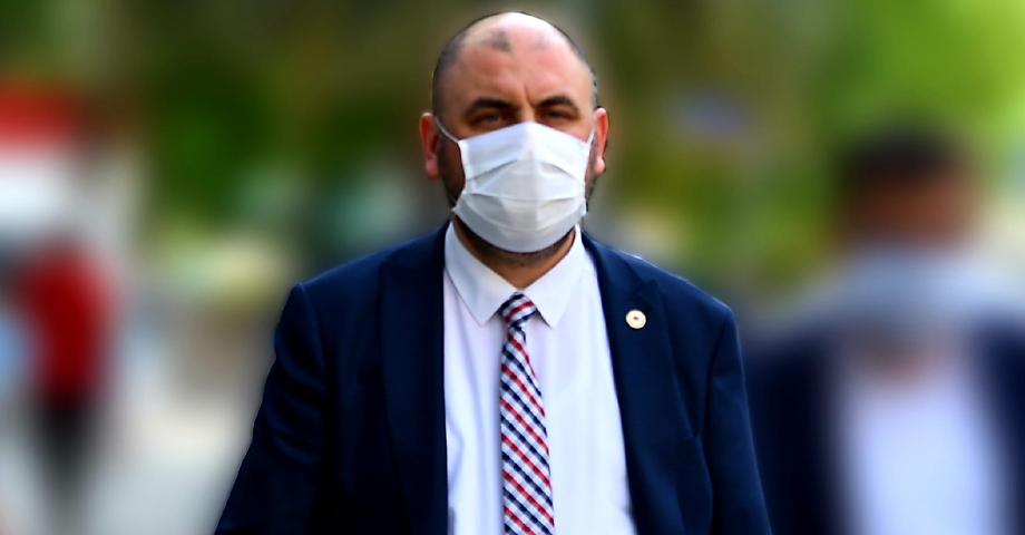 Orhangazi Belediye Başkanı Aydın koronavirüse yakalandı