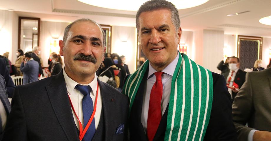 TDP Genel Başkanı Sarıgül'den Bursa Çıkarması