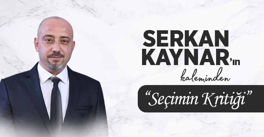 Serkan Kaynar'ın Kaleminden;