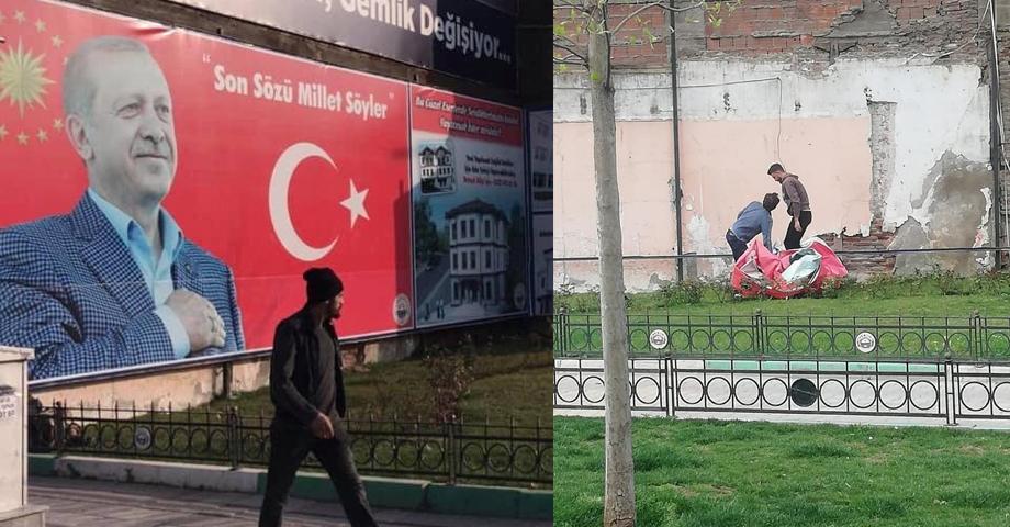 AK Parti'den Sertaslan'a Tepki