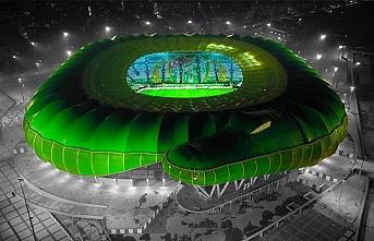 Timsah Arena'nın isim hakkı kiralandı
