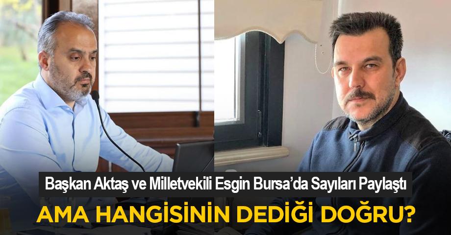 Bursa'da Paylaşılan Koronavirüs Çelişkisi