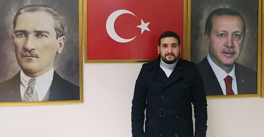 AK Parti Gençlik Kolları Başkanından CHP Gençlik Kolları Başkanına Cevap