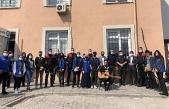 Polis Haftasına Gençlik Merkezi Gençlerinden Türkülü Kutlama