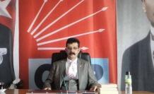 Denizli Çivril'de CHP'den iktidara pankart tepkisi