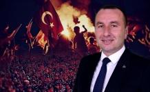 Özcanbaz'dan 15 Temmuz mesajı ve uyarısı