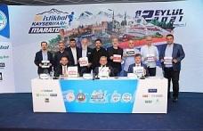 İstikbal Yarı Maratonu'na renkli tanıtım