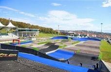 Sakarya BMX Dünya Kupası'na hazırlanıyor