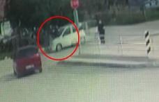 Hastane yolunda kaza: 1 kişi ağır yaralı
